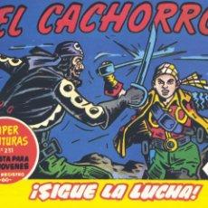 BDs: EL CACHORRO 212. EDICIÓN FACSÍMIL DE IRANZO. Lote 274806688