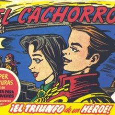 BDs: EL CACHORRO 213. EDICIÓN FACSÍMIL DE IRANZO (ÚLTIMO NÚMERO). Lote 274807363