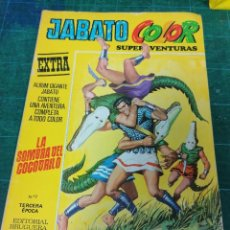 Tebeos: JABATO COLOR SUPERAVENTURAS. EXTRA. Nº 9. Lote 275053883