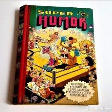 Giornalini: SUPER HUMOR - MORTADELO Y FILEMON - 21 X 27.CM - VOLUMEN VI. Lote 275094343