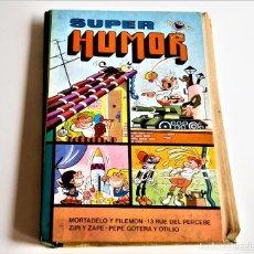 Giornalini: SUPER HUMOR - MORTADELO Y FILEMON - 21 X 27.CM - VOLUMEN II. Lote 275094588