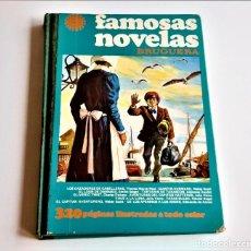 BDs: FAMOSAS NOVELAS - BRUGUERA - VOLUMEN VI - 19 X 27.CM. Lote 275095358