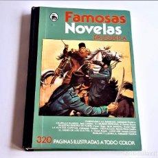 BDs: FAMOSAS NOVELAS - BRUGUERA - VOLUMEN XXI - 19 X 27.CM. Lote 275095563