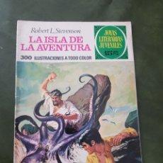 BDs: LA ISLA DE LA AVENTURA - JOYAS LITERARIAS JUVENILES. Lote 275126738