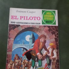 BDs: EL PILOTO - JOYAS LITERARIAS JUVENILES. Lote 275130388