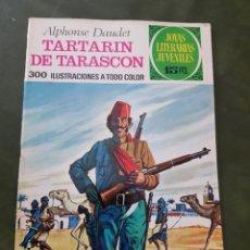 BDs: TRATARON DE TARASCON - JOYAS LITERARIAS JUVENILES. Lote 275133298