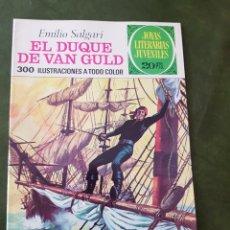 BDs: EL DUQUE VAN GULD - JOYAS LITERARIAS JUVENILES. Lote 275311628