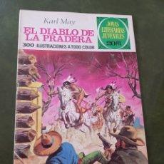 BDs: EL DIABLO DE LA PRADERA - JOYAS LITERARIAS JUVENILES. Lote 275313793