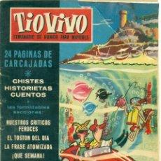 Tebeos: TIO VIVO 1ª EPOCA Nº 9 DE BRUGUERA. Lote 275314288