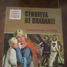 Tebeos: GENOVEVA DE BRABANTE COMIC 1. Lote 275454273