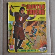 BDs: EL CAPITAN TRUENO, ALBUM GIGANTE 35. BRUGUERA. LITERACOMIC.. Lote 275533078