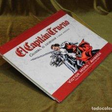 Tebeos: EL CAPITÁN TRUENO,CHANDRA EL USURPADOR Y OTRAS AVENTURAS,VÍCTOR MORA/AMBRÓS,EDICIONES B,2006. Lote 275729173