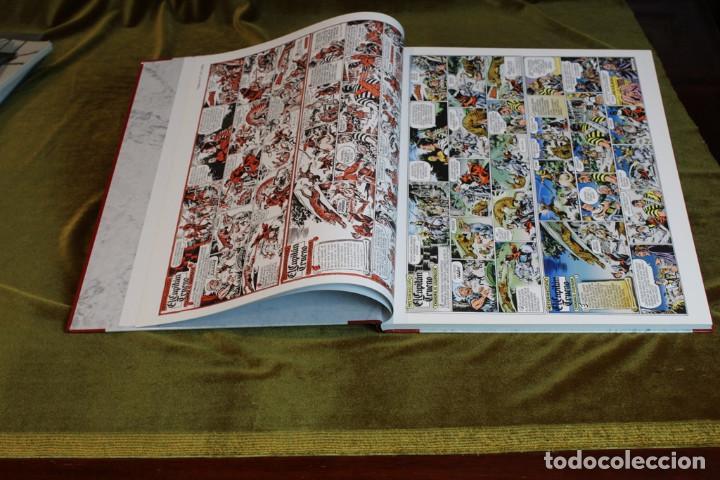 Tebeos: El capitán Trueno,Chandra el usurpador y otras aventuras,Víctor Mora/Ambrós,Ediciones B,2006 - Foto 3 - 275729173
