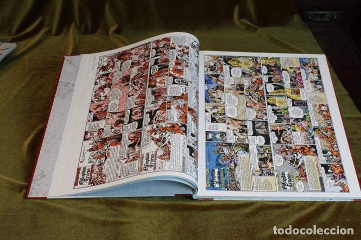 Tebeos: El capitán Trueno,Chandra el usurpador y otras aventuras,Víctor Mora/Ambrós,Ediciones B,2006 - Foto 4 - 275729173