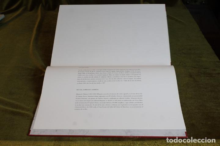 Tebeos: El capitán Trueno,Chandra el usurpador y otras aventuras,Víctor Mora/Ambrós,Ediciones B,2006 - Foto 5 - 275729173