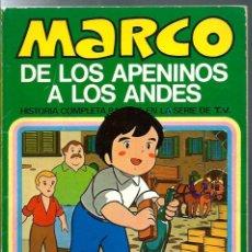 BDs: MARCO Nº 3 - MI AMIGO EMILIO - BRUGUERA 1977. Lote 275738693