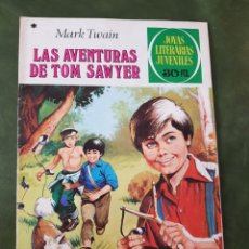 BDs: LAS AVENTURAS DE TOM SAWYER - JOYAS LITERARIAS JUVENILES. Lote 275767083