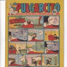 BDs: PULGARCITO : NUMERO 1424 PASCUAL CRIADO LEAL , EDITORIAL BRUGUERA. Lote 275768028