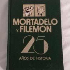 Tebeos: MORTADELO Y FILEMÓN 25 AÑOS DE HISTORIA BRUGUERA. Lote 275777398