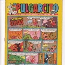 BDs: PULGARCITO : NUMERO 1463 LAS HERMANAS GILDA , EDITORIAL BRUGUERA. Lote 275780163