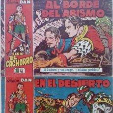 Tebeos: EL CACHORRO 122 + 138 - ORIGINALES - VER FOTOS. Lote 262240970