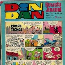 Tebeos: DIN DAN EPOCA II Nº 238 - BRUGUERA 1972. Lote 275942148