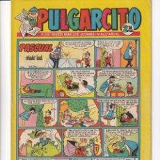 BDs: PULGARCITO : NUMERO 1507 PASCUAL CRIADO LEAL , EDITORIAL BRUGUERA. Lote 275985313