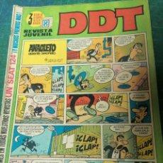 Livros de Banda Desenhada: DDT. AÑO XIX- N. 157. Lote 275985533