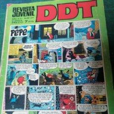 Livros de Banda Desenhada: DDT. AÑO XXI- N. 259. Lote 275985573
