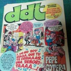Livros de Banda Desenhada: DDT. AÑO XXI- N. 276. Lote 275985638