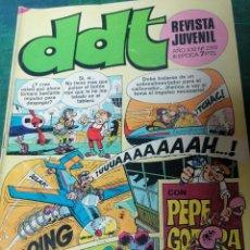 Livros de Banda Desenhada: DDT. AÑO XXI- N. 288. Lote 275985648