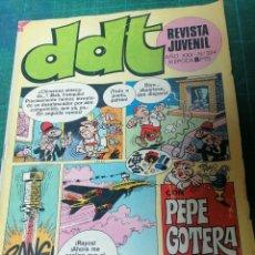 Livros de Banda Desenhada: DDT. AÑO XXI- N. 324. Lote 275985708