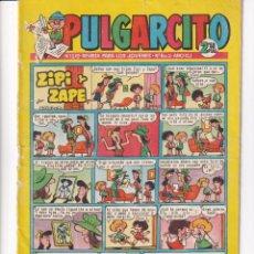 BDs: PULGARCITO : NUMERO 1570 ZIPI Y ZAPE, EDITORIAL BRUGUERA. Lote 275986488