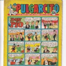 BDs: PULGARCITO : NUMERO 1573 DON PIO, EDITORIAL BRUGUERA. Lote 275986568
