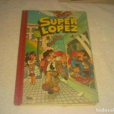 Tebeos: SUPER LOPEZ N. 1 , SUPER HUMOR, PRIMERA EDICION 1982.. Lote 275991378