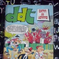 Livros de Banda Desenhada: BRUGUERA - DDT EXTRA DE VERANO 1980 ( 75 PTS.). Lote 276015628
