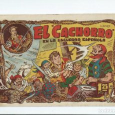 Tebeos: EL CACHORRO Nº 30 (ED. BRUGUERA), ORIGINAL 1951. MUY BUEN ESTADO. Lote 276018113