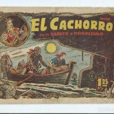 Tebeos: EL CACHORRO Nº 31 (ED. BRUGUERA), ORIGINAL 1952. ACEPTABLE ESTADO. Lote 276018473