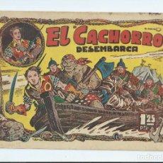 Tebeos: EL CACHORRO Nº 33 (ED. BRUGUERA), ORIGINAL 1952. BUEN ESTADO, SIN GRAPA. Lote 276018918
