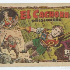 Tebeos: EL CACHORRO Nº 34 (ED. BRUGUERA), ORIGINAL 1952. BUEN ESTADO, SIN GRAPA. Lote 276019433