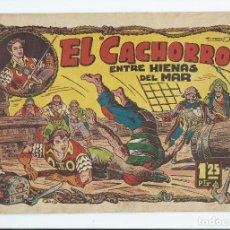 Tebeos: EL CACHORRO Nº 36 (ED. BRUGUERA), ORIGINAL 1952. BUEN ESTADO, SIN GRAPA. Lote 276019613