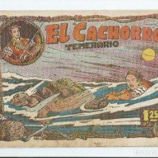 Tebeos: EL CACHORRO Nº 38 (ED. BRUGUERA), ORIGINAL 1952. BUEN ESTADO, SIN GRAPA. Lote 276019738