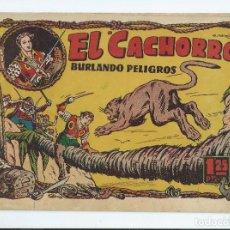 Tebeos: EL CACHORRO Nº 39 (ED. BRUGUERA), ORIGINAL 1952. BUEN ESTADO, SIN GRAPA. Lote 276019843