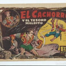 Tebeos: EL CACHORRO Nº 40 (ED. BRUGUERA), ORIGINAL 1952. BUEN ESTADO, SIN GRAPA. Lote 276019973