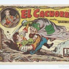 Tebeos: EL CACHORRO Nº 57 (ED. BRUGUERA), ORIGINAL 1953. SIN GRAPA. Lote 276020653