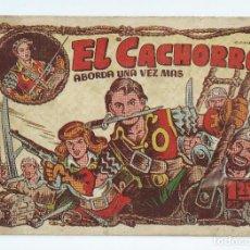 Tebeos: EL CACHORRO Nº 101 (ED. BRUGUERA), ORIGINAL 1955. BUEN ESTADO. Lote 276021453