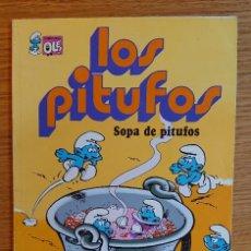 Tebeos: LOS PITUFOS. SOPA DE PITUFOS. Lote 276031233