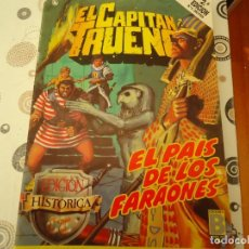 Tebeos: EL CAPITAN TRUENO EDICION HISTORICA Nº 5 EL PAIS DE LOS FARAONES. Lote 276111948