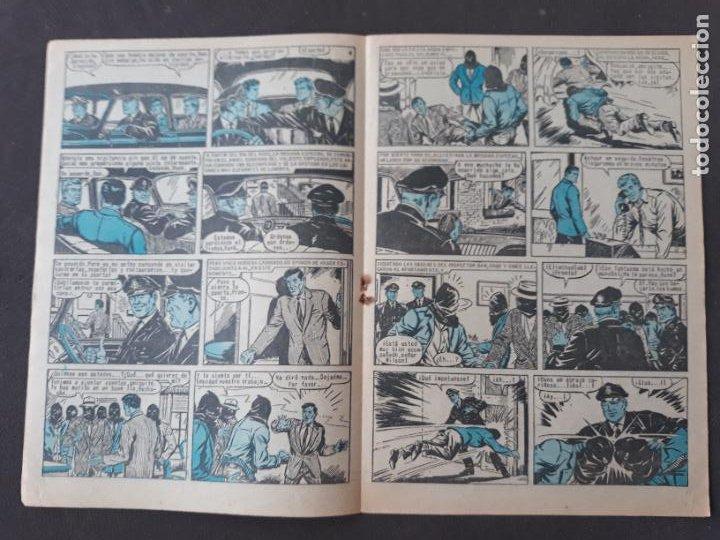 Tebeos: Cuadernos Héroes Bruguera Nº 19 Brigada Especial Nº 5 - Foto 2 - 276184563