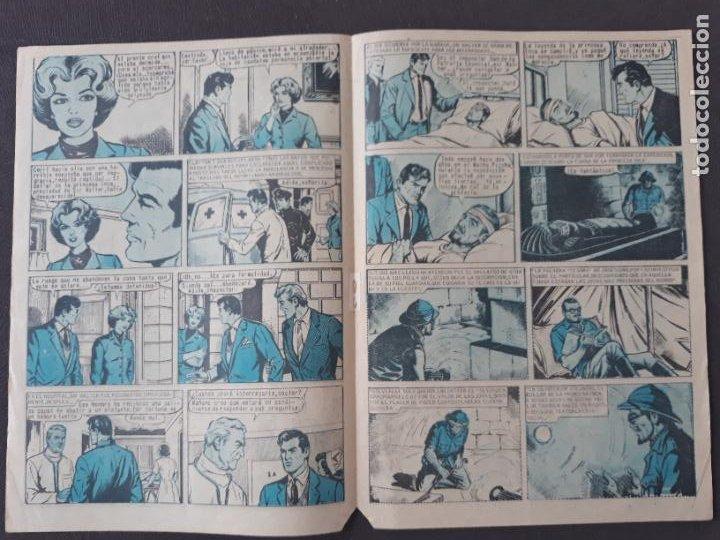 Tebeos: Cuadernos Héroes Bruguera Nº 11 Brigada Especial Nº 3 - Foto 2 - 276184663